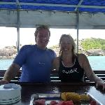 We highly recommend the liveaboard