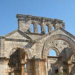 Deir Saaman - St. Simeon