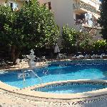 Photo de Hotel Morlans Garden