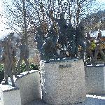 Wolfach Narrenbrunnen
