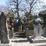 力道山の墓地