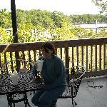 Con vista al lago