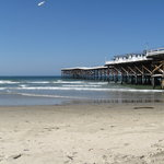 Pacific Beach/ Crystal Pier