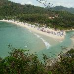 Nai Harn Beach and Lake