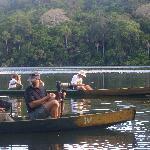 Chalalan Ecolodge Conoe trip