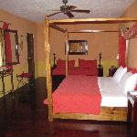 Room at Hacienda Hotel Merida