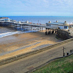 Cromer Pier - A good old fashioned seaside day out for all the family.  Take the train and you c