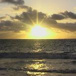 Sunrise on Bellows