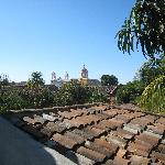 cathedral view - from the roof terrace