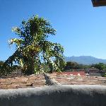 mombacho volcano - from the roof terrace