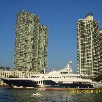Ecco Miami:grattacieli e yatch...