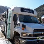 Ski Valley Shuttle... Great Ride!
