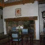 Mizzards Farm breakfast room