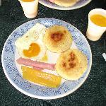Breakfast, Arepas!