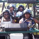 beginning chukka buggy tour