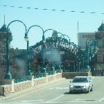 Ameristar entrance