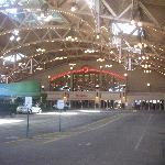 Ameristar casino and hotel entrance