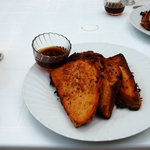 coconut bread french toast