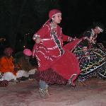 Chokhi Dhani Village - traditional Rajasthani dance performance