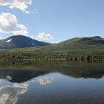 View over Dovrefjell - Norway