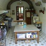 Mami Camilla kitchen