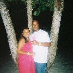 Us at a party next door 2006 Negril Jamaica