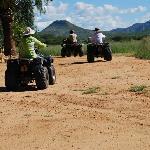 Riding quads