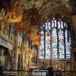 カンタベリー大聖堂の内部