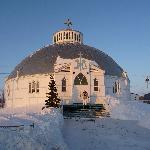 Igloo Church in Inuvik