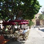 Garachico's square