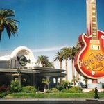 HARD ROCK CAFE LAS VEGAS NEVADA