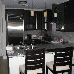Kitchen area - suite