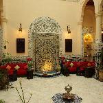 Riad ibn battouta fez maroc