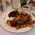 Roast Pork plate