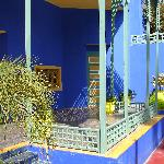 Majorelle Gardens is a must