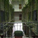 inside view on 1st floor landing