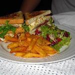 delicious Club Sandwich!