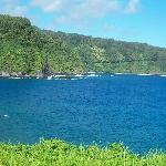 The view at Camp Kaenae  off the road to Hana