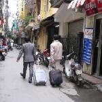 Photo de Hanoi Lucky Hotel I