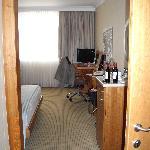 Executive-Zimmer - Eingangsbereich