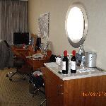 Executive-Zimmer - Arbeitsbereich