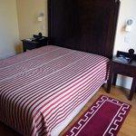 Zimmer 1 der Suite