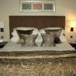 bedroom - very comfy bed