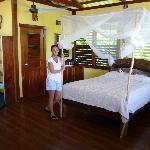 open air cabin