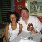 Evita's in Ocho Rios - A perfect dinner