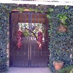 Hacienda Corona de Guevavi Gates