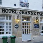 Photo de Hotel Jeanne d'Arc