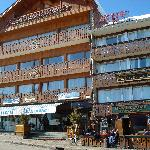 Chalet Jean Blanc - apartment is on second floor