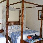 The Maridadi beds.