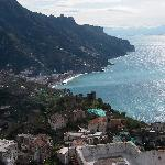 View from Ravello Apartment